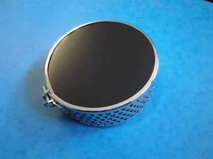 PANCAKE-TYPE-AIR-FILTER-OFFSET-AMAL-MKI-900-SERIES-BSA-A65-NORTON-TRIUMPH-T120