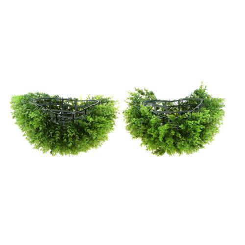 ARTIFICIAL Eucalyptus BALL OUTDOOR TOPIARY PLANT BUSH POOL PATIO TREE GREEN