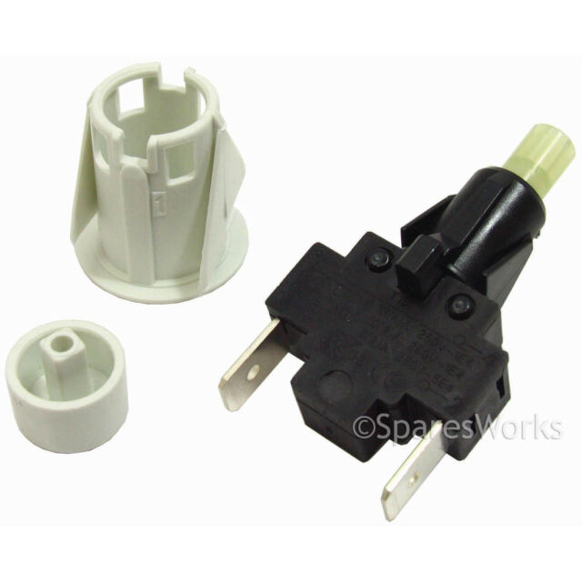 Genuine Creda Oven Cooker Ignition Ignitor Spark Switch Kit