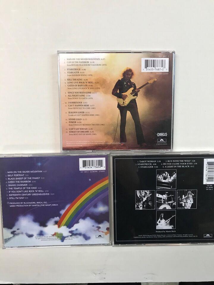 Rainbow: Rainbow, rock