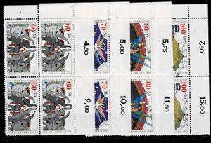 Federal-Rfa-Minr-1411-1414-Neuf-Bloc-de-Quatre-Coin-1
