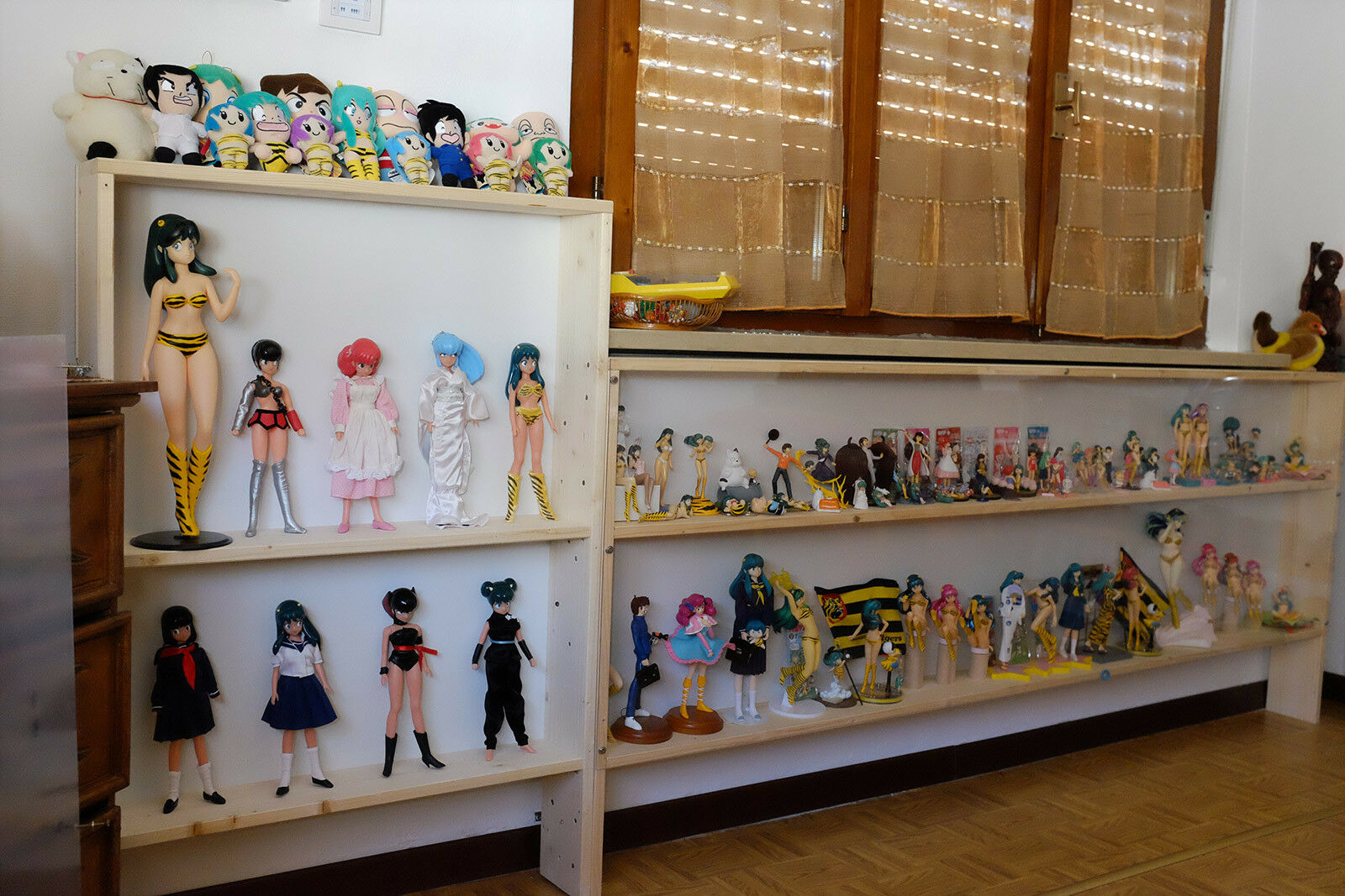 Urusei Yatsura Complete Figure Collection (till 2018) lamu lum figures うる星やつら