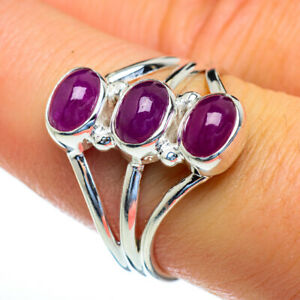 Amethyst-925-Sterling-Silver-Ring-Size-9-Ana-Co-Jewelry-R47340F