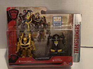 Transformers Last Knight AUTOBOT HOT ROD BUMBLEBEE 2016 Hasbro Exclusive