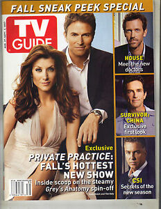 Image Is Loading KATE WALSH TIM DALY TV Guide Magazine 8