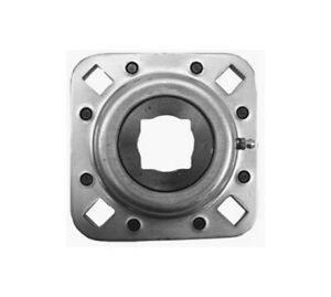 Riveted-Flange-Disc-Harrow-Bearing-Square-Bore-Replaces-Cnh-84151226-For-Rolling