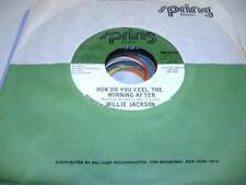 Soul Unplayed NM! 45 MILLIE JACKSON How Do You Feel the Morning After on Spring
