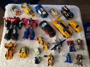 Transformers Action Figure Lot [AS IS]