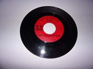 The-Rip-Chords-Hey-Little-Cobra-The-Queen-45-Rpm-1963-Oldies