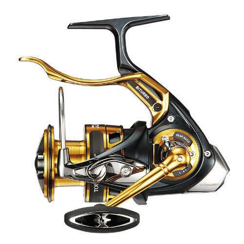 DAIWA Tournament ISO 3000SHLBD    Free Shipping from Japan
