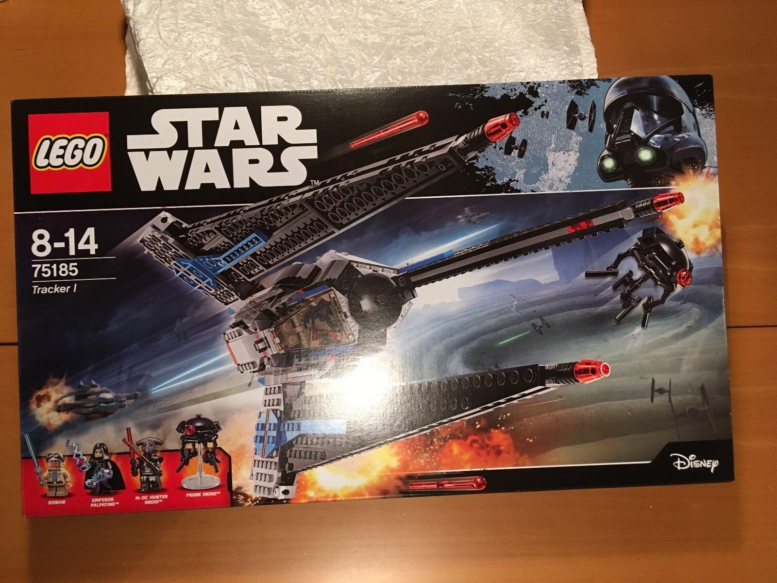 Lego 75185   Star Wars   Tracker I   NEU in ingeöffneter OVP