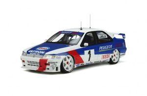 Peugeot 405 MI16 #1 Super Tourisme L.Aiello 1995 - 1:18 - Otto Mobile