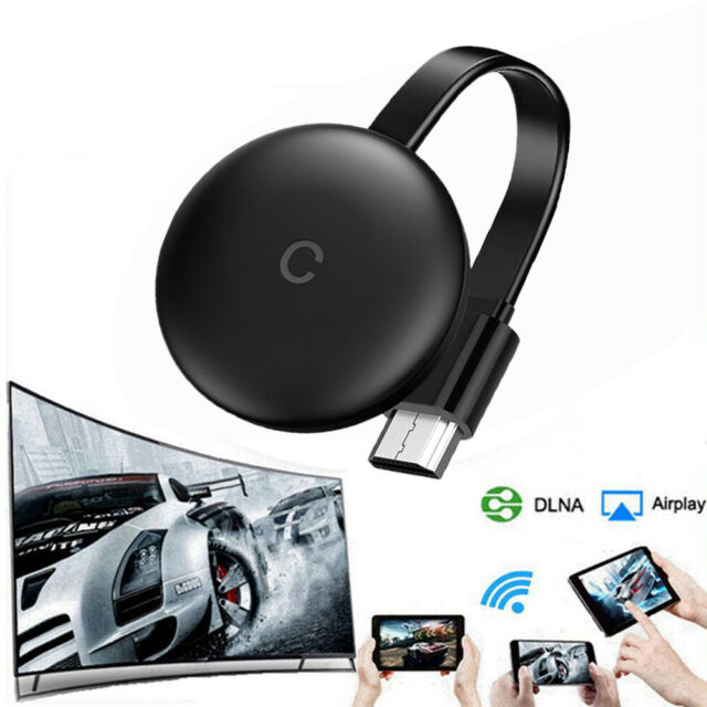 Video IOS Android G12 Mirascreen Wireless HDMI Dongle Same Screen Receiver