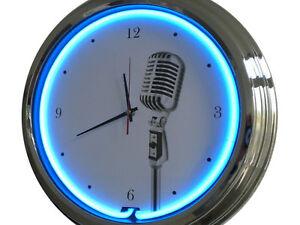 n-0308-Shure-SH55-Decor-Neon-Clock-Wall-Clock-Neon-Clock-Neon-Clock-Workshop