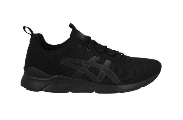Shoes Schuhe Asics Tiger Gel Lyte Runner Man Woman Child Black Kid