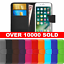 PU-Leather-Wallet-Magnetic-Flip-Phone-Case-Cover-For-Apple-iPhone-5-6-7-8-X-Plus thumbnail 1
