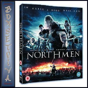 Definition of a Man: Tom Hopper in Northmen: A Viking Saga   Tom Hopper Viking