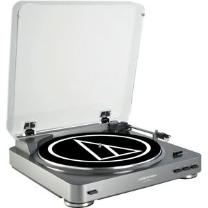 Audio-Technica-AT-PL60-Fully-Automatic-Belt-Driven-Turntable-Factory-Recertified