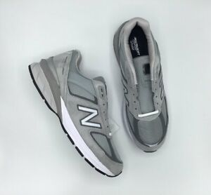 info for 9a71e 6f0f2 Details about NEW BALANCE 990 V5 990 M990 M990GL5 GRAY Size 8-13 BRAND NEW  IN HAND