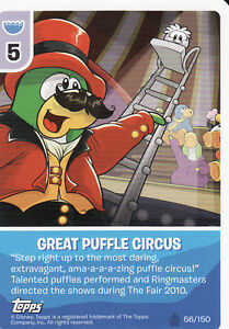 Disney Club Penguin Series 1 Trading Cards Pick From List