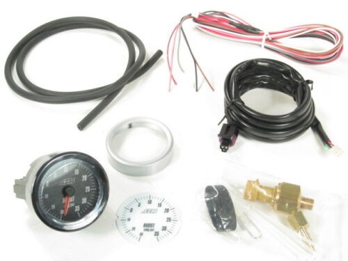 AEM Analog Boost Gauge w// Analog Face 30 to 35 PSI Turbo Supercharger 30-5132