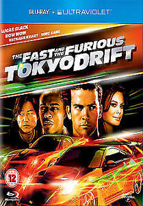 Fast And Furious 3 Full Movie >> Details About Fast Furious 3 The Fast And The Furious Tokyo Drift Blu Ray New Blu Ray 8