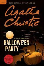 Hallowe'en Party: A Hercule Poirot Mystery (Hercule Poirot Mysteries) by Christ