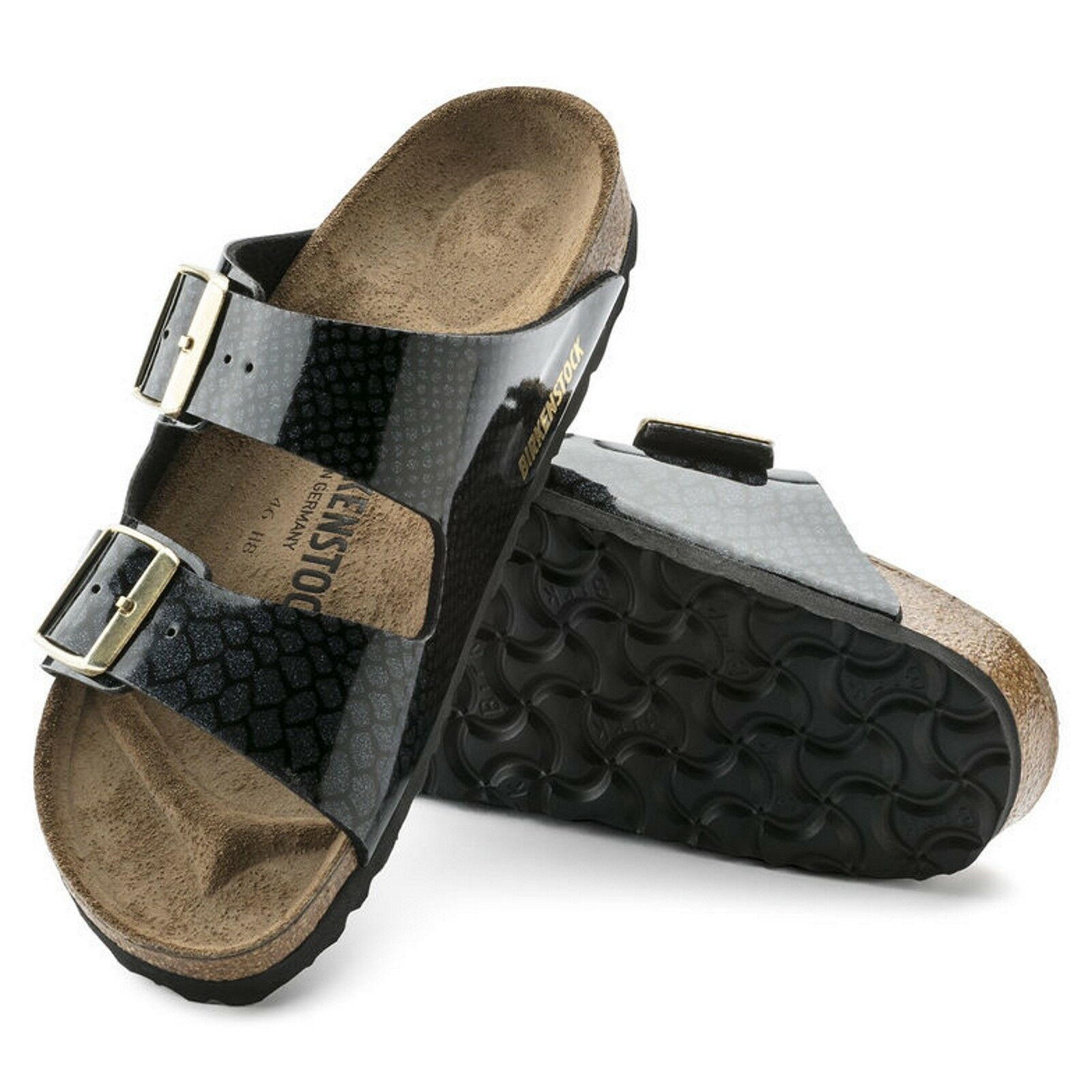 PLEASER Ankle Strap Platform Sandal Multi-size Rhinestone STARDUST-702 Silver