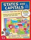 States and Capitals Christian Wipe-Clean Workbook by Twin Sisters(r), Kim Mitzo Thompson, Karen Mitzo Hilderbrand (Paperback / softback, 2012)