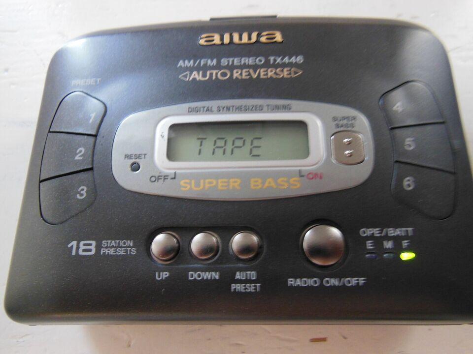 Walkman, Andet, AIWA