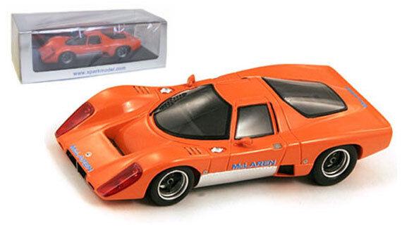Spark S3136 McLaren M12 Coupe 1969 - 1 43 Scale
