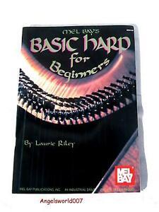 Buch-034-Basic-Harp-for-Beginners-034-von-Laurie-Riley-NEU
