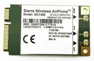Details about Sierra Wireless AirPrime MC7455 3G 4G LTE/HSPA+ GPS 300Mbps  module Unlocked