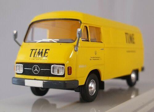 "Brekina Starmada Mercedes Benz L 206 D Kasten /""Time/"" 1:87 H0 13303"