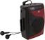 miniature 1 - Cassette Player Recorder W/Am Fm Radio Compact Size Stereo Speaker Walkman