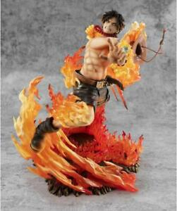 One-Piece-D-Ace-Anime-Manga-Figuren-Figure-Figur-H-26cm-mit-Box-PVC-Neu