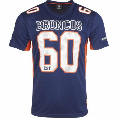 Denver Broncos Majestic NFL Mesh Polyester Jersey Shirt