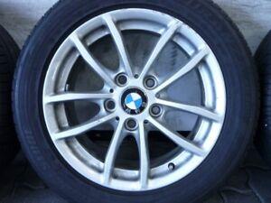 ALUFELGEN-ORIGINAL-BMW-V-SPEICHE-378-1er-F20-F21-F22-F23-SOMMERREIFEN-205-55-R16
