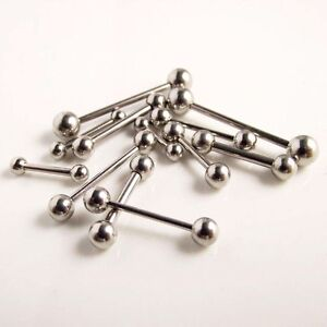14g-16g-18g-Sizes-6mm-20mm-Nipple-Tongue-Industrial-Ear-Straight-Bar-Barbell