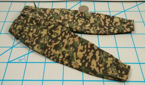 DID Alois WWII German MG Gunner Pants 1//6 Toys Trousers 3R Dragon Bbi Soldier