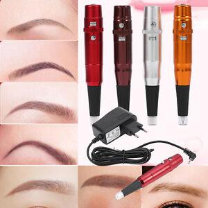 Pro complete tattoo kit eyebrow permanent makeup tattoo for Tattoo kit ebay