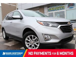 2018 Chevrolet Equinox LT   One Owner, Rear View Camera.
