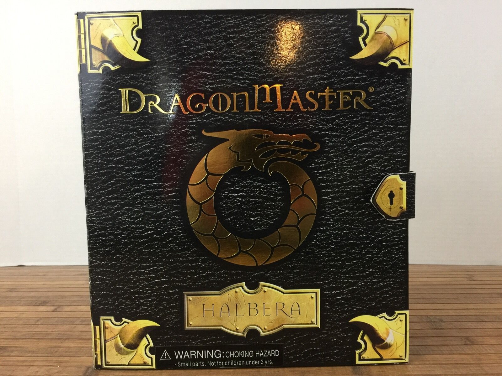 DRAGON MASTER HALBERA HALBERA HALBERA COLLECTION SERIES 1 NEW 6bbda8