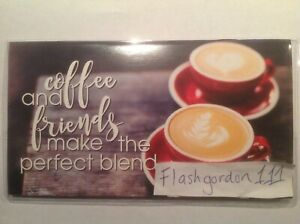 2020-2021 Coffee 2 Year Planner Pocket Calendar *FREE SHIPPING with 6 items*