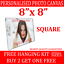 Framed Personalised picture your Photo to Canvas Print Printing READY TO HANG