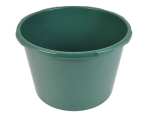Buckets Baubehälter Maurertuppen 45 Litre Bucket Container Flower Pot Decor New