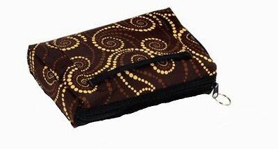 Prestige Medical Stethoscope Nylon Carry Bag Case Make Up Swirls Prints New