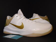 new products 72d8b 52dab item 2 2011 NIKE ZOOM KOBE V 5 BIG STAGE HOME PROMO WHITE GOLD BLACK  386429-108 DS 11.5 -2011 NIKE ZOOM KOBE V 5 BIG STAGE HOME PROMO WHITE GOLD  BLACK ...