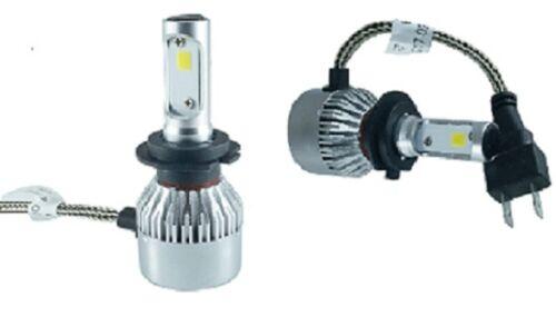 COPPIA LAMPADE FARI RICAMBIO AUTO LED H7 30W ALTA LUMINOSITA/' BIANCO FREDDO T6