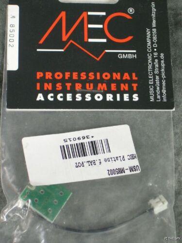 NEW WARWICK MEC PC BOARD M85002 FOR PICKUP BALANCE PAN POT M85252
